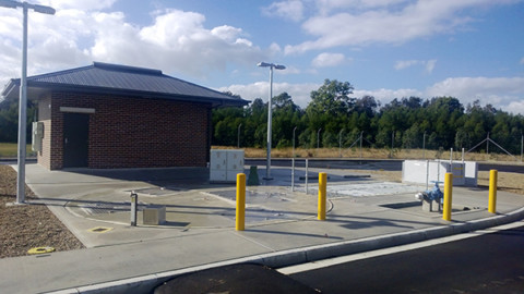 Sewage pumping stations: current design practice