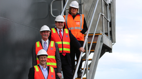 New tanks enhance water capacity in Werribee (VIC)