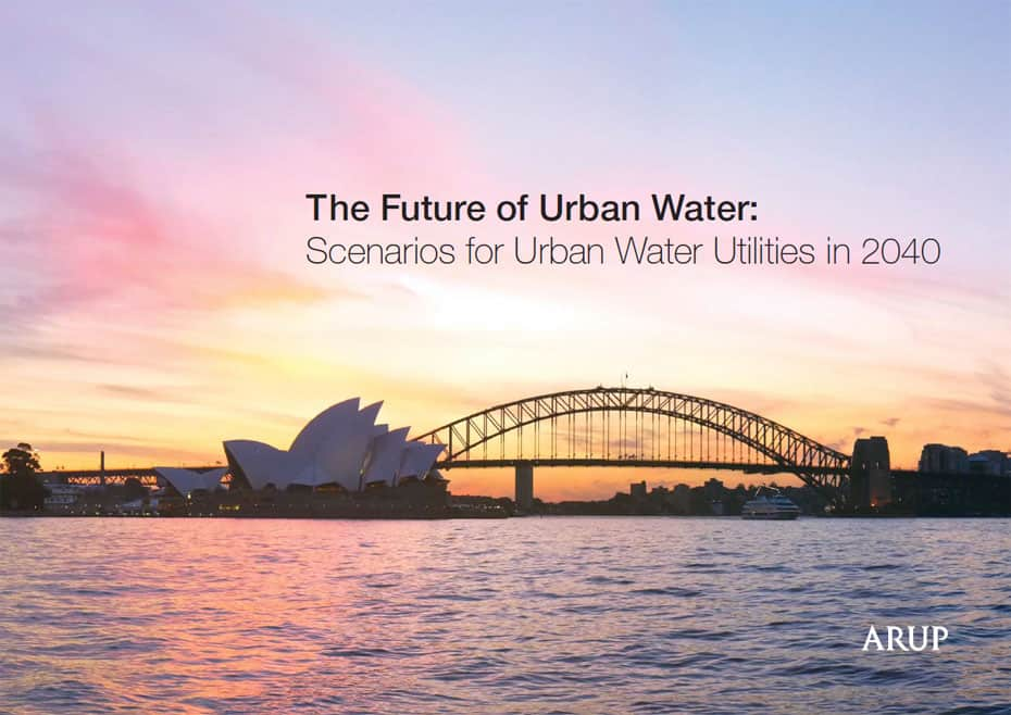Study to revolutionise urban water management