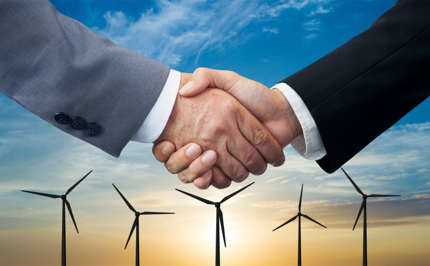 "Renewable energy to benefit from new ""stocktake"" partnership"