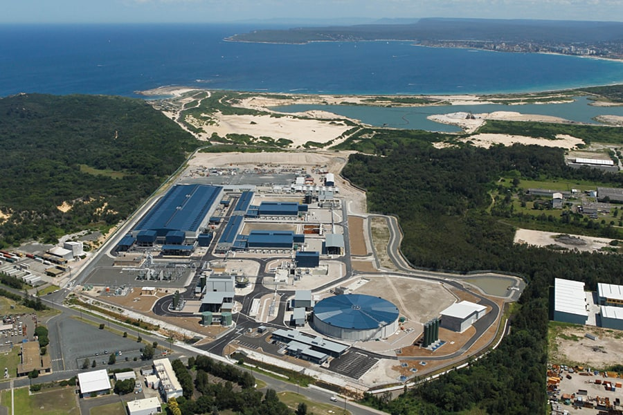 Desalination plants: the insurance policy we have to have
