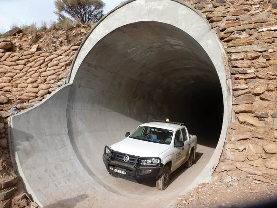 Pipe, culvert and tunnel maintenance: 