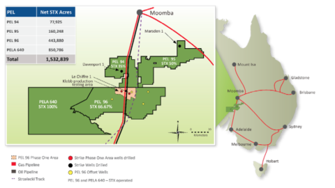 CSG resource found at Southern Cooper Basin
