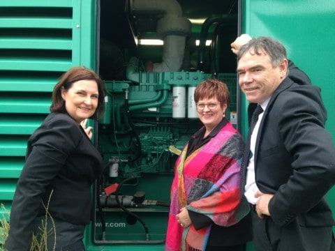 Empowering Mackay to manage demand