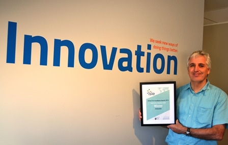 TAG award winner for innovation announced
