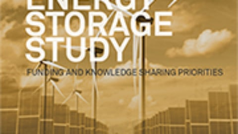 AECOM releases energy study
