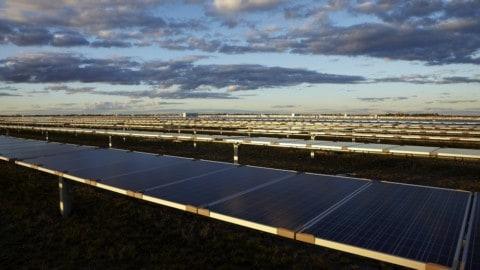 Solar shines at Moree
