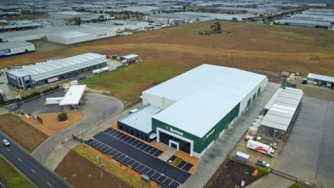Vermeer Australia's new facility is open for business