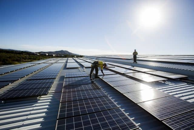 Ergon pushes renewables