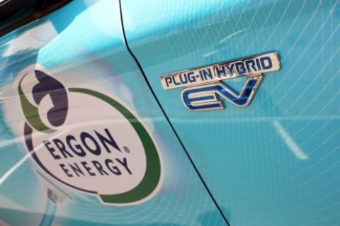 Ergon partners with Mitsubishi Motors
