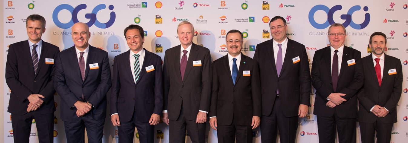 CEOs join forces on climate change agreement