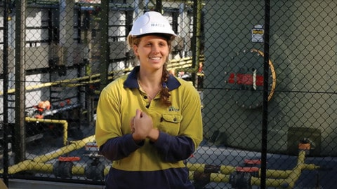 Shifting the trend for female engineers
