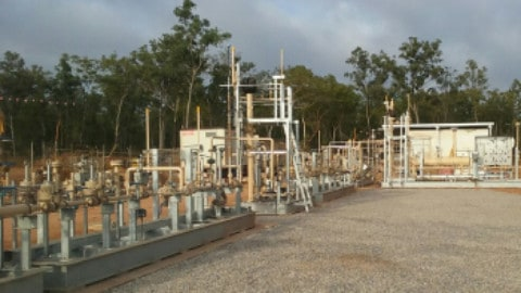 Wadeye Power Station almost complete