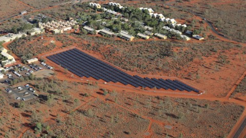 Outback to benefit from solar