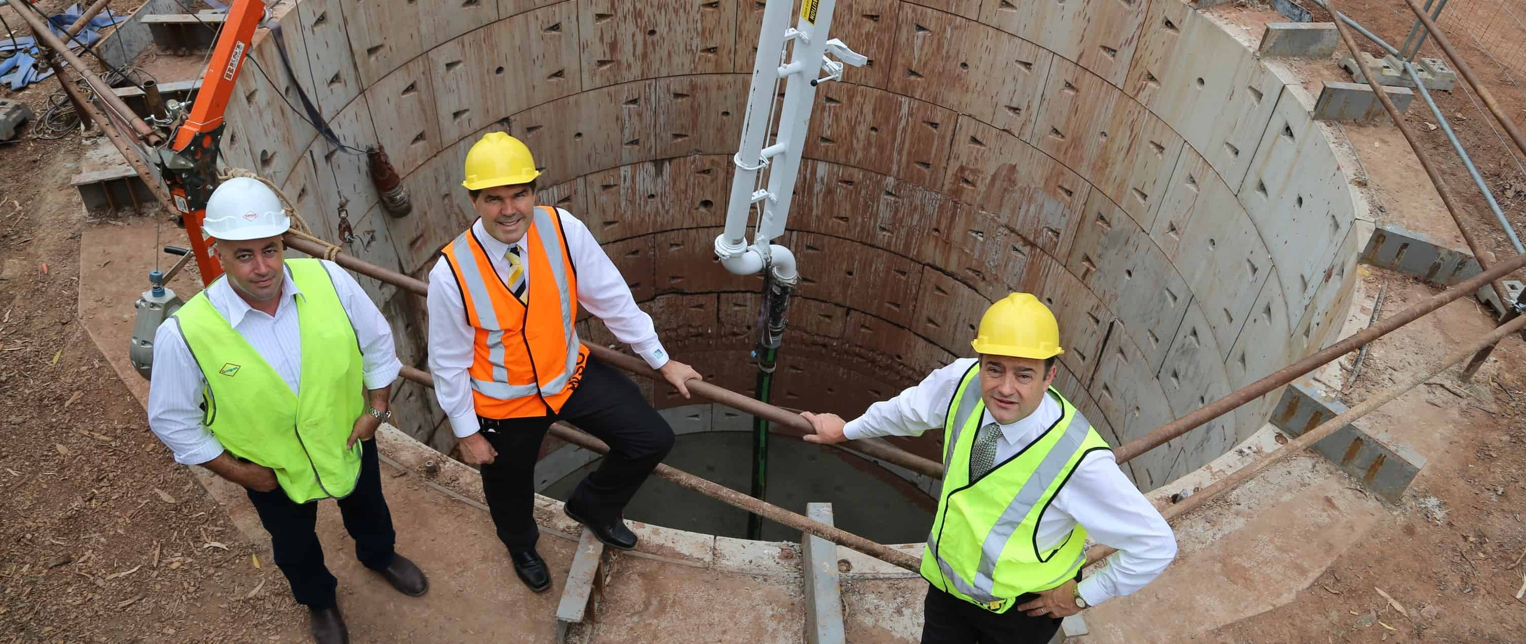 Innovative wastewater station upgrade
