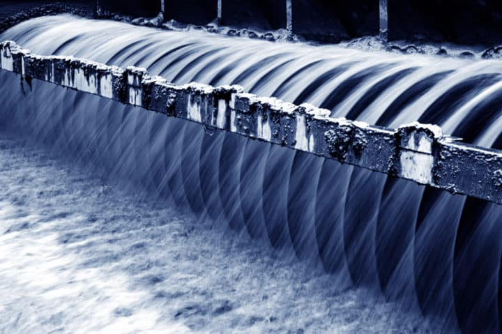 Water treatment plant contract awarded