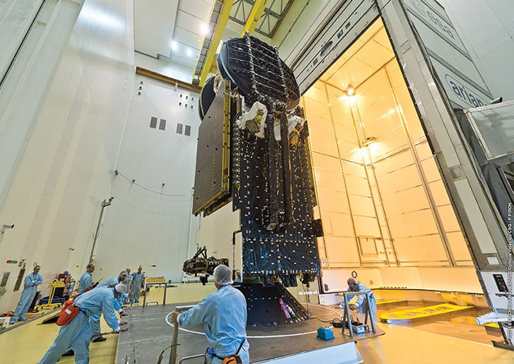 nbn's second satellite to launch