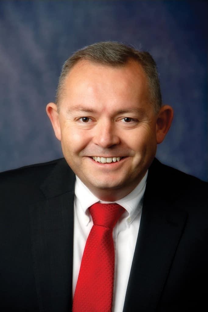 Basslink CEO Malcolm Eccles.