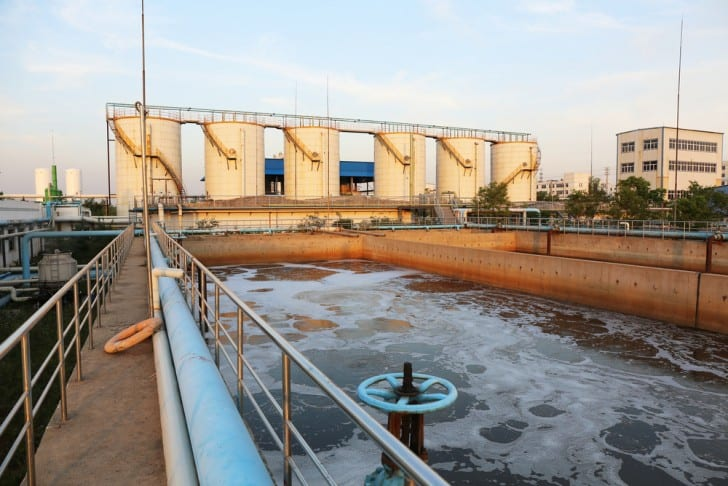 Water Corporation's new wastewater scheme