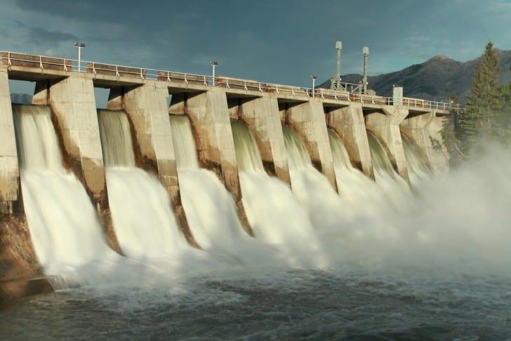Somerset Dam upgrade