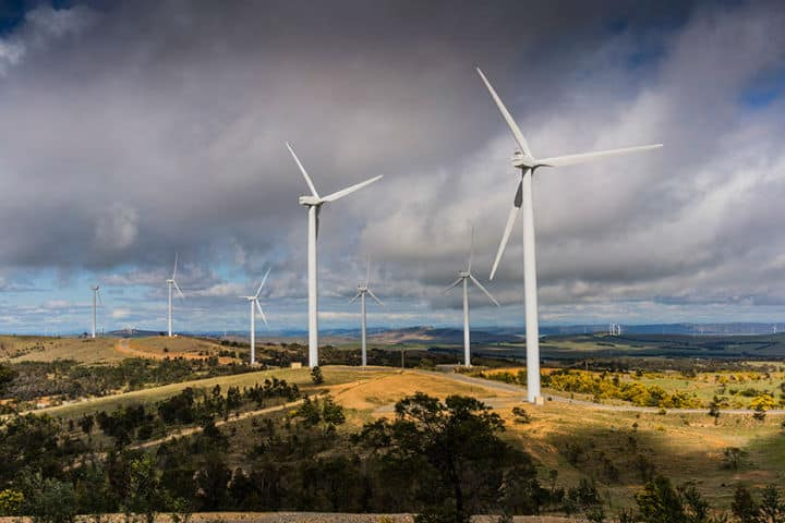 New wind energy framework for New South Wales