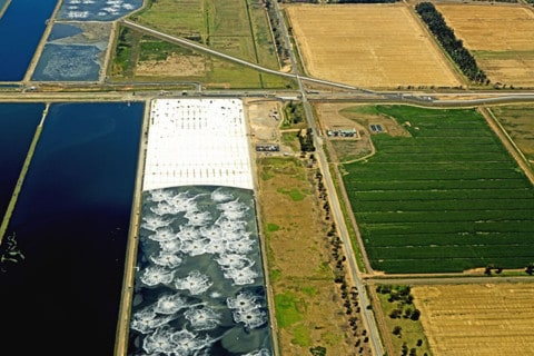 Capacity boost for sewage treatment plant