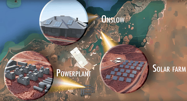 Modular power station to be built in Onslow