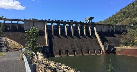 South East Queensland's dam upgrade blitz