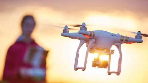 New drone rules cut red tape