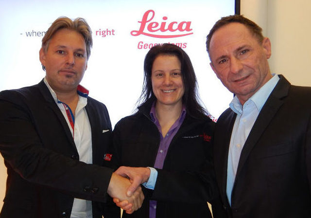 Leica Geosystems partners with Geolantis to integrate a cloud-based