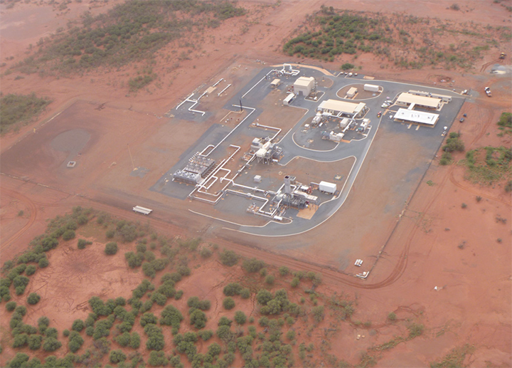 Approval for WA's largest gas storage facility