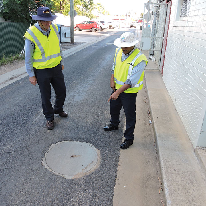 Sewer assessments helping to manage risk