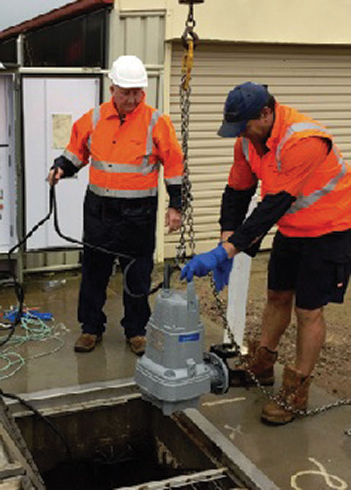Solving wastewater challenges in North East Victoria
