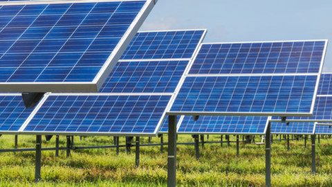 Works to deliver one of Australia's largest solar farms