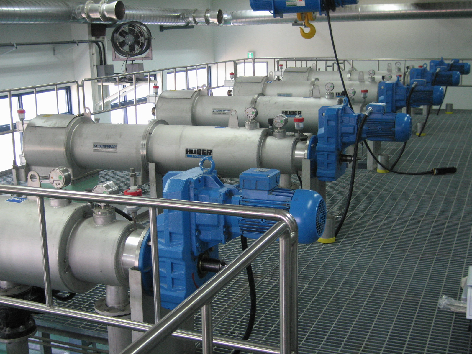 Technology helps produce green energy from sewage treatment plant