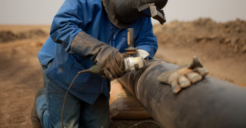 Northern Gas Pipeline construction granted consent