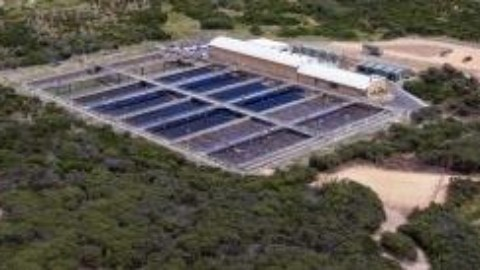 Warrnambool Sewage Treatment Plant upgrade