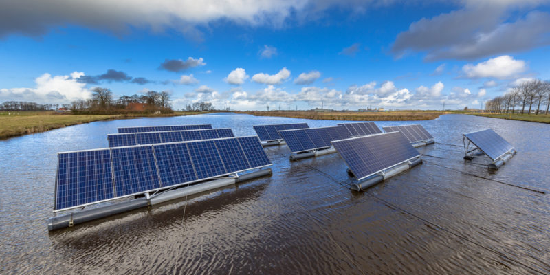 Tender: solar farm for water treatment plant