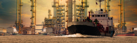 Record LNG shipments for July