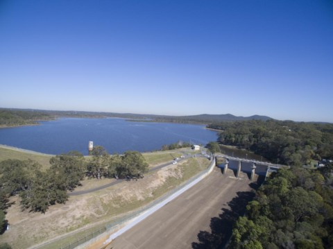 Major upgrade for QLD dam