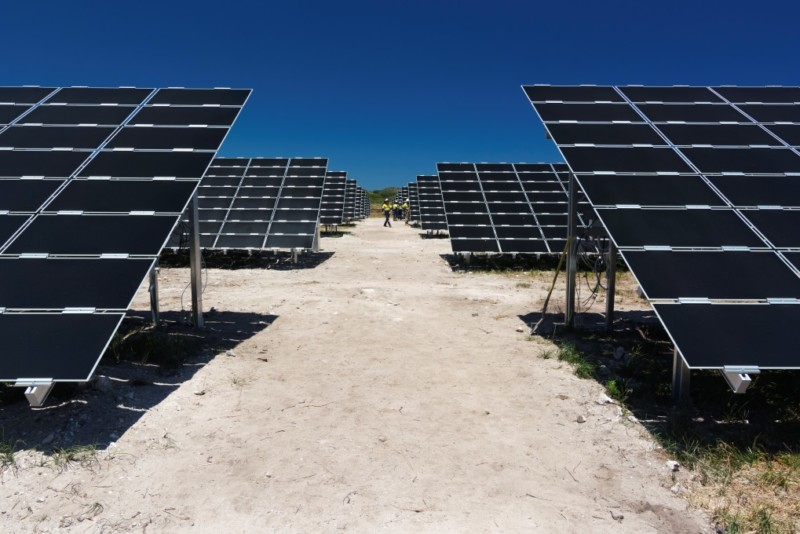 New solar array installed at Rottnest Island