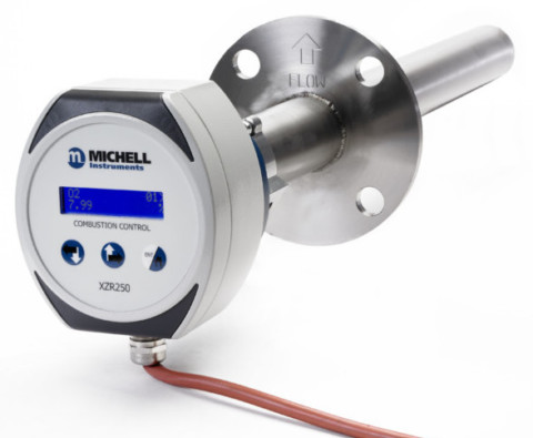 New oxygen analyser targets combustion efficiency in boilers