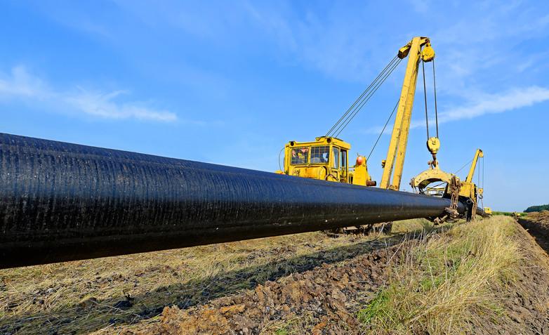 Northern Gas Pipeline construction underway