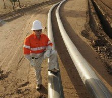 Pre-feasibility study for West-East Gas Pipeline awarded