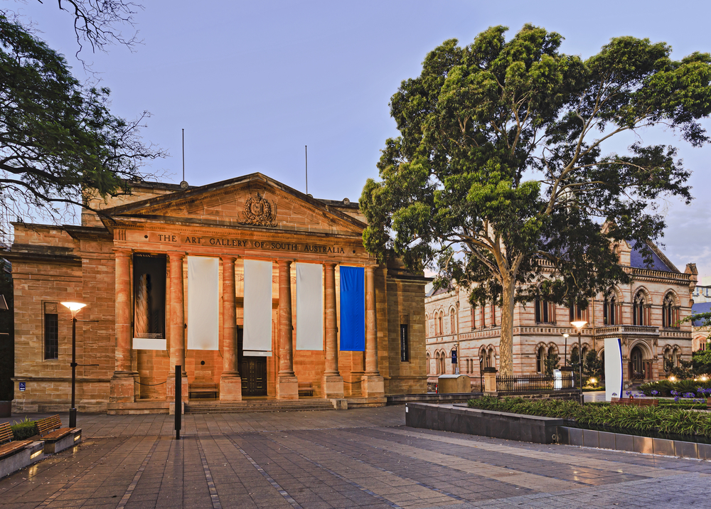 Large-scale smart energy storage powers SA art gallery