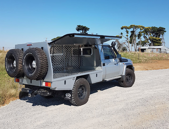 Create the utility vehicle you've always dreamed about