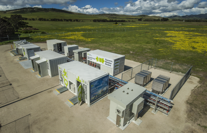 New Hybrid Energy Hub for Flinders Island