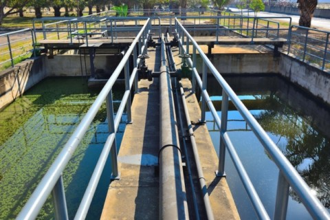 Bunbury Wastewater Treatment Plant complete