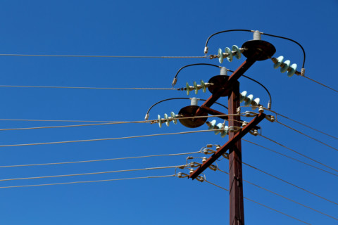 Helicopter line inspections to battle summer outages
