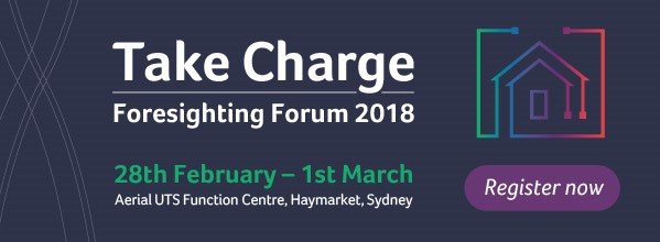 Energy Consumers Australia Foresighting Forum 2018